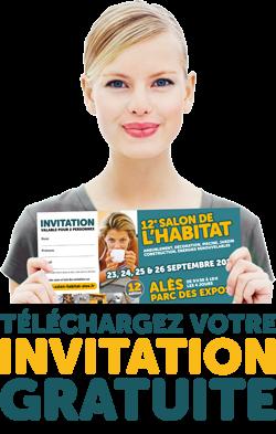 Salon habitat al s du 23 au 26 septembre 2016 al s parc for Salon habitat nimes